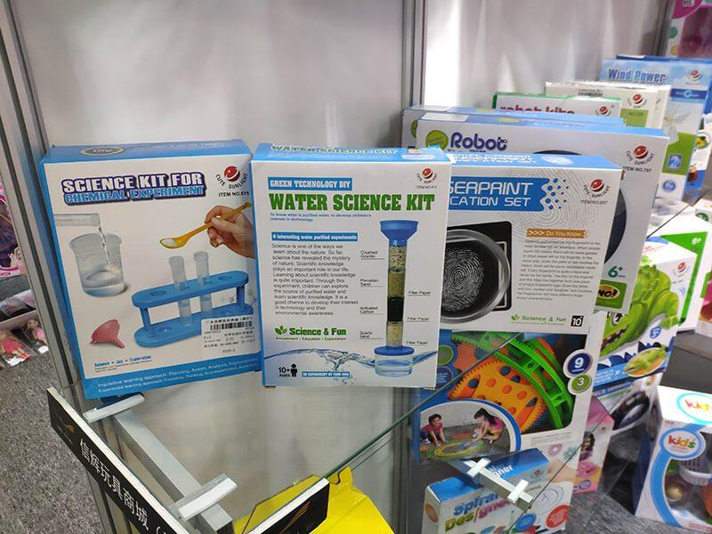 Stem Science toys