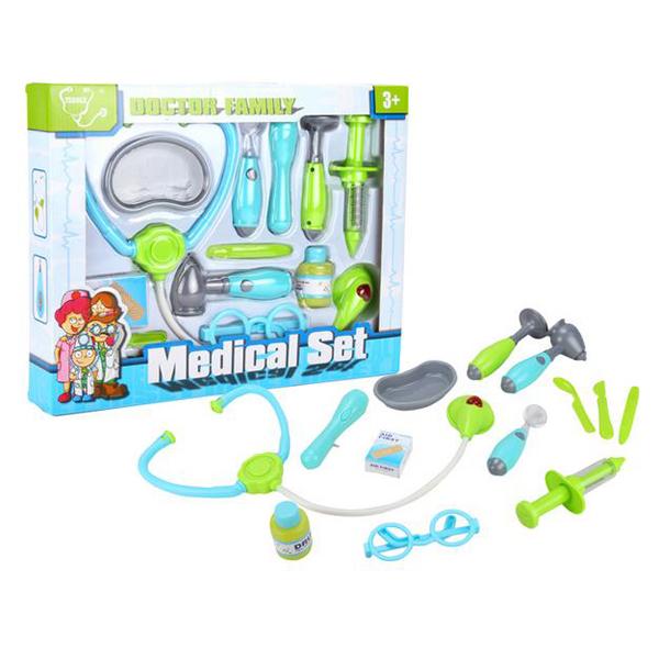 TEGOle medical set toys