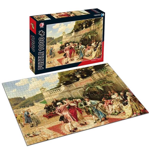 1000pcs puzzle