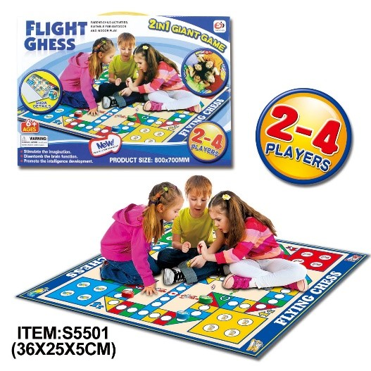 flying chess board games