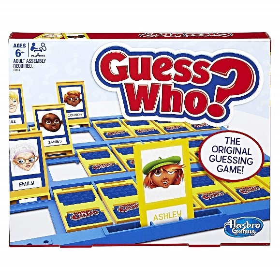 guess who board games