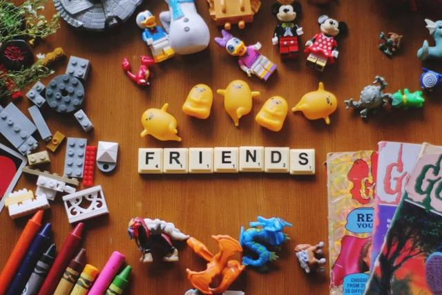 toys friends