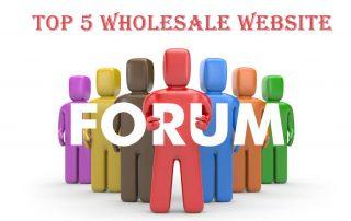 TOP 5 WHOLESALE WEB