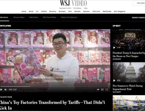 Why China Shantou Toys is Global Buyer Best Option? | the Wall Street Journal Interview
