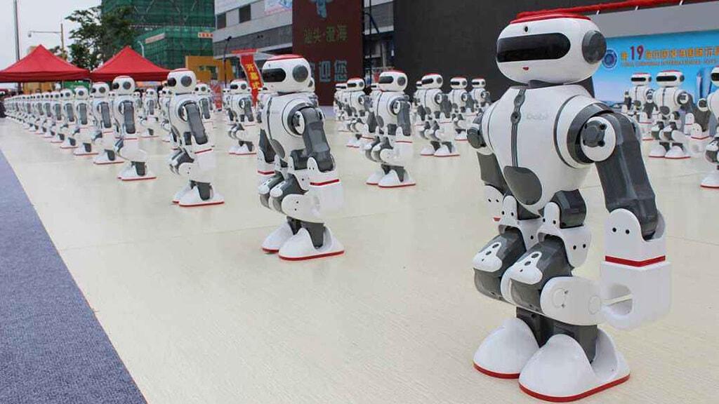 Shantou Chenghai Robot toys