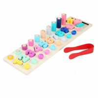 Wooden Beads For Toddlers