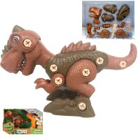 diy dinosaur